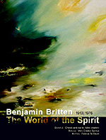 World of the Spirit, Benjamin Britten, Eva Ernst, Herten